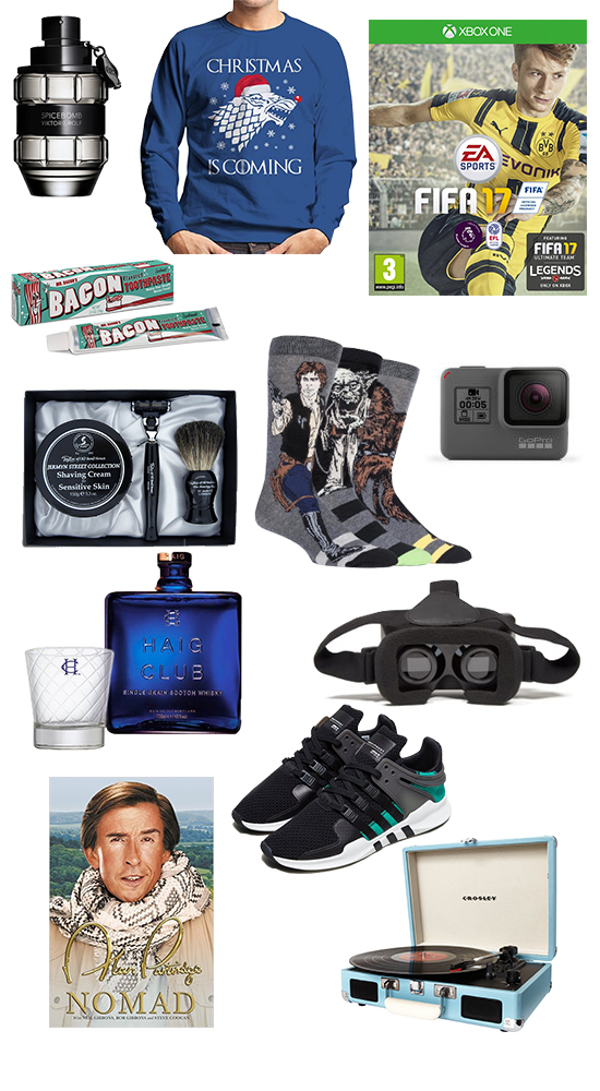 Christmas Gifts For Him 2016